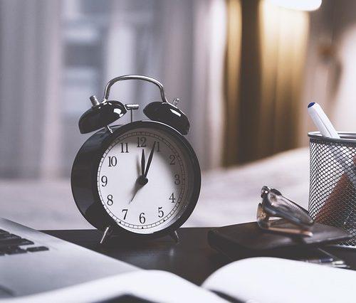 Cómo administrar el tiempo de manera efectiva