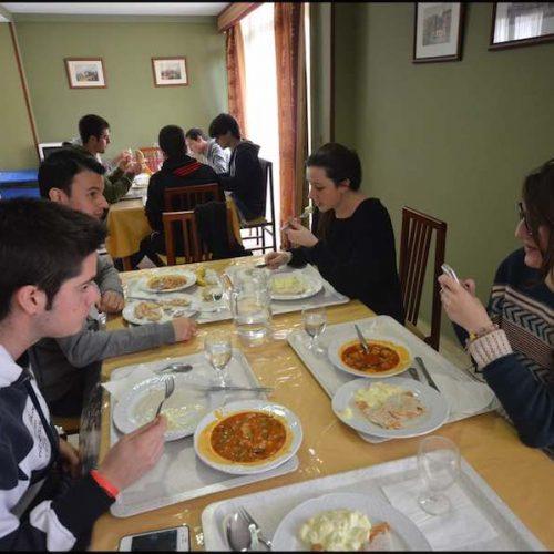 Servicios de residencia de estudiantes Campus Cartuja