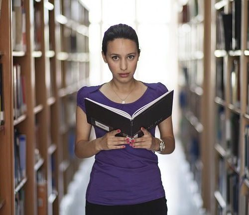 Ventajas de estudiar en la Biblioteca
