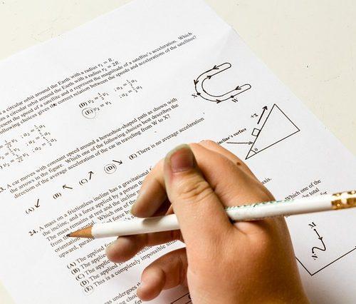 Estudiar para examen tipo test