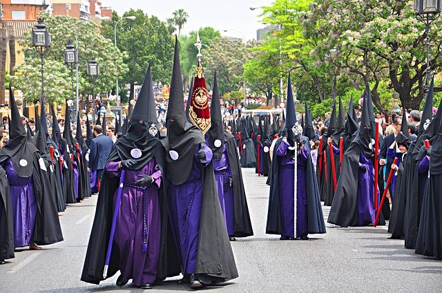Consejos para visitar la semana santa de Sevilla