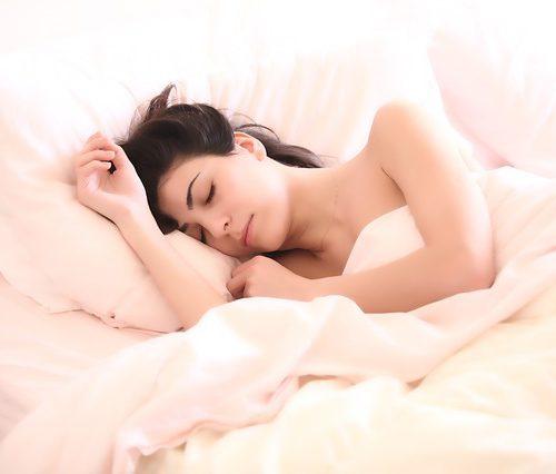 Dormir la noche antes de un examen