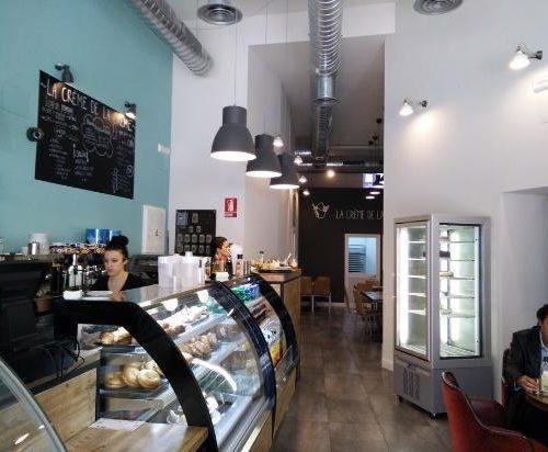 Cafeterías chulas para estudiantes en Sevilla