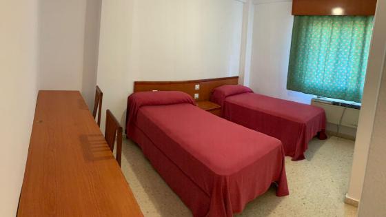 buscar alojamiento universitario en Sevilla